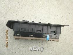 03 06 Gmc Sierra Silverado 4d Crew Cab Master Power Window Switch 15202851
