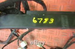 08 2008 Silverado Sierra Dash Wiring Harness Loom Crew Cab 25857105 Power W Bose