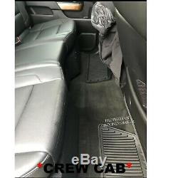 14-18 Chevy Silverado Gmc Sierra Crew Cab Sub box 10 Dual Ported Sub Enclosure