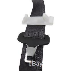 19331651 Seat Belt Retractor Rear Center Black 2015-17 Silverado Sierra Crew Cab