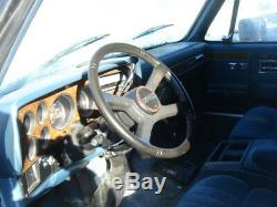 1984-87-91 Chev/GMC Truck Suburban Blazer Auto Tilt Steering Column withkeys C10