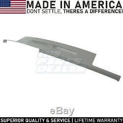 1988 1989 1990 1991 1992 1993 1994 C1500 K1500 Dash Cover Cap Overlay Light Grey