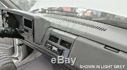 1988-1994 Chevy GMC Pickup SUV Blazer Dash Cover Overlay Cognac Tan Camel