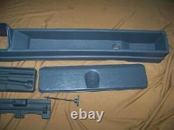 1990-'94 Dark Grey Jack Storage for Regular/Crew Cab Sierra or Silverado