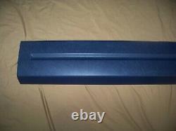 1995-'98 Blue Rear Lower Window Trim for Silverado & Sierra