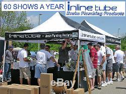 2001-2002 Silverado Sierra 1500HD Crew Cab Short Complete Brake Line Kit Set SS
