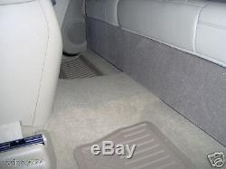 2007 2013 Chevy Silverado Crew Cab 2 12 Subwoofer Box GMC Sierra 08 09 10 11