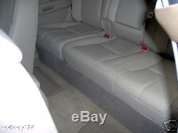 2007 2013 Chevy Silverado Crew Cab Box Enclosure Crewcab GMC Sierra 2 10 amprack