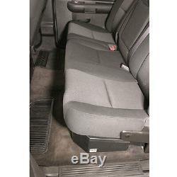 2007-2018 Silverado Sierra Crew Cab Underseat Storage Lock Box 19356363 CREW CAB