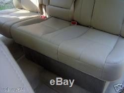 2007 to 2013 Chevy Silverado Crew Cab Subwoofer Box Enclosure crewcab GMC Sierra