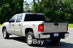 2009 Chevrolet Silverado 1500 CREW CAB LT 4WD Z71 - ONE OWNER - 200+ HD PICS