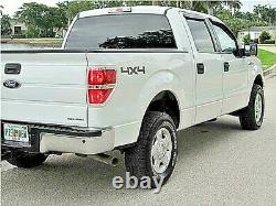 2012 Ford F-150 XLT 4X4 4WD CREW CAB ONLY 60K MILES CARFAX