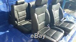 2014-2018 Chevy Silverado Sierra Leather Seat Front Rear Seats OEM Crew Cab