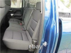 2017 Chevrolet Silverado 1500 LT 4X4 4WD DOUBLE CAB 52K MILES REAR CAM/NAVI