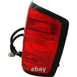 23295939 CAPA Tail Light Taillight Taillamp Brakelight Lamp Passenger Right Side