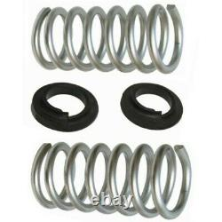 23458 Belltech Set of 2 Lowering Springs Front New for Chevy Silverado 1500 Pair