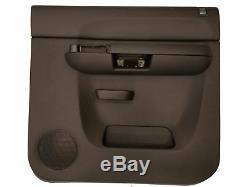 25895188 OEM Rear Right Door Panel Silverado Sierra Crew Cab Black