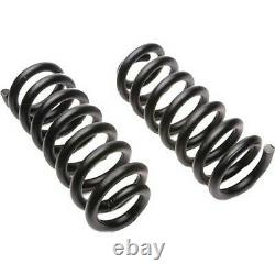 45H0075 AC Delco Coil Springs Set of 2 Front New for Chevy Suburban Blazer Pair