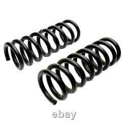 45H0242 AC Delco Coil Springs Set of 2 Front New for Chevy Silverado 1500 Pair
