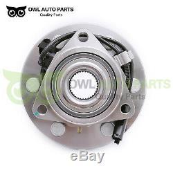 515096 Front Wheel Bearing Hub Assembly Silverado 1500 Escalade Yukon Tahoe 4x4