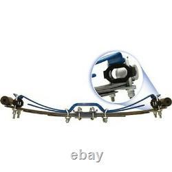 61912 Hellwig Helper Springs Set of 2 New for Chevy Silverado 1500 C1500 HD Pair