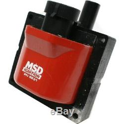 8231 MSD Ignition Coil New for Chevy Olds Suburban Express Van S10 Pickup SaVana