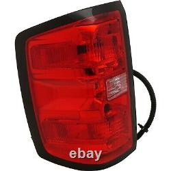 84019503 New Tail Light Taillight Taillamp Brakelight Lamp Driver Left Side LH