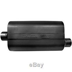 853057 Flowmaster Muffler New for Chevy Avalanche Suburban Yukon Oval Chevrolet