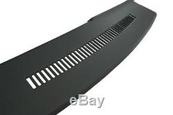 88-94 Chevy GMC C1500 K1500 Molded Dash Cover Overlay Skin withGrille Black
