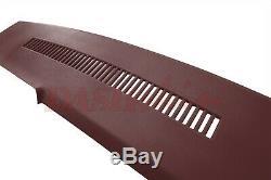 88-94 Chevy GMC Pickup Blazer Suburban Dash Skin Cover Cap Garnet Burgundy