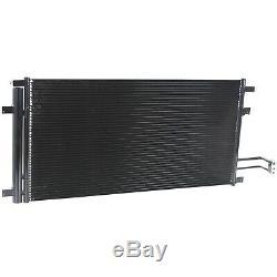 AC Condenser For 14-18 Chevy Silverado 1500 GMC Sierra 1500 V8 5.3L 6.2L Eng