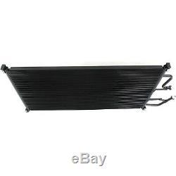 AC Condenser For 1991-1993 Chevrolet C1500 1991-1993 K1500 Aluminum Core