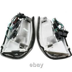 Anzo 211144 Tail Light For 88-98 GMC C1500 Left and Right