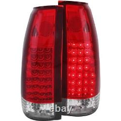 Anzo 311004 Tail Light For 88-98 GMC C1500 Left and Right