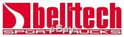 Belltech 2014 Silverado Ext/Crew Cab 2wd 2/3 Drop Lowering Kit 994