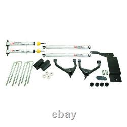 Belltech 4 Lift Kit for 07-13 Chevy Silverado GMC Sierra 1500 Ext/Crew Cab 4WD