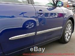 Chevrolet Silverado/gmc Sierra Crew Cab 1999 2006 Tfp Chrome Bodyside Molding