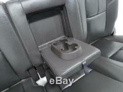Chevy Silverado GMC Sierra CREW CAB REAR LEATHER SEAT 2007 2008 2009 2010 2013