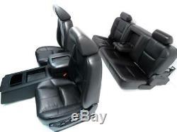 Chevy Silverado Seats GMC Sierra Crew Cab Seat LT2 Console 2007 2008 2009 2010