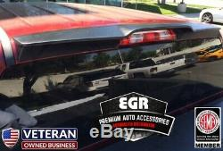 EGR Truck Cab Wing Spoiler Fits 2015-2019 GMC Sierra 2500 3500 981579