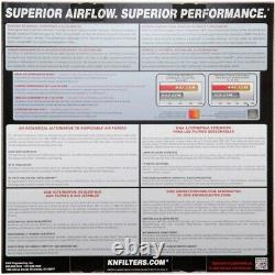 E-3750 K&N Universal Air Filter New for Chevy Suburban Chevrolet Tahoe C1500 GMC