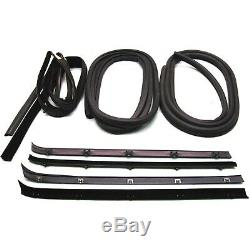 Fairchild Industries New Weatherstrip Kits Set of 8 Driver & Passenger Side