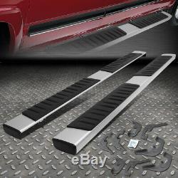 For 07-19 Chevy Silverado/gmc Sierra Crew Cab 6nerf Bar Running Board Side Step