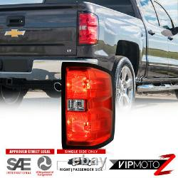 For 14-19 Chevy Silverado OE Style Tail Light Assembly Right RH Passenger Side