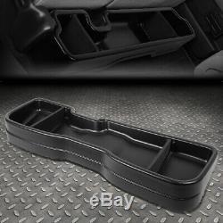 For 14-19 Silverado Sierra Crew Cab Rear Under Seat Storage Box Organizer Case