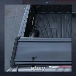 For 2004-2007 Silverado/Sierra 5.8'/69.6 Short Bed Tri-Fold Soft Tonneau Cover