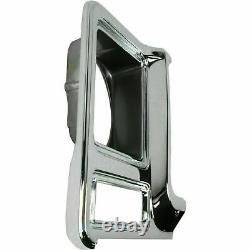 Front Grille Headlight lamp Bezel Chrome For 79-80 Chevy GMC C/K Series C10 C20