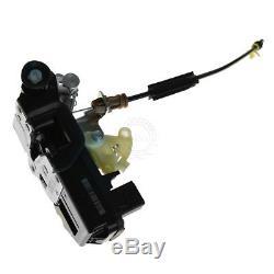 GM 25876398 Door Lock Actuator Power Rear RH Right for Silverado Sierra Crew Cab