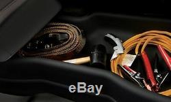 HUSKY GearBox Storage Box for 07-14 CHEVY SILVERADO GMC SIERRA CREW CAB 09001