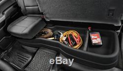 Husky GearBox Under Seat Storage 2014-2018 Chevy Silverado GMC Sierra Crew Cab